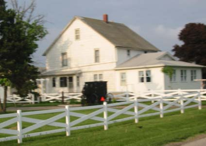 Illinois Amish Country Attractions